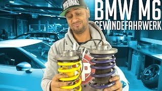 JP Performance - BMW M6 | Gewindefahrwerk