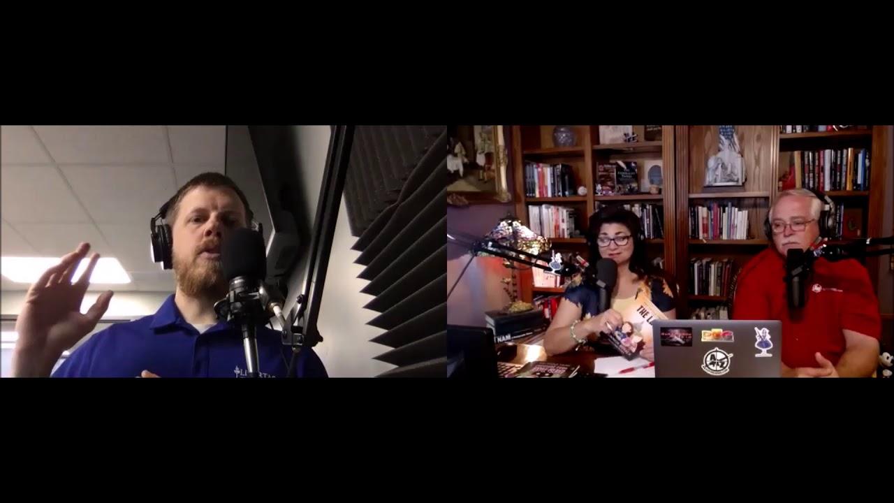 GunFreedomRadio EP200 The Ameri-CAN Series: Teaching Children About Liberty with Connor Boyack