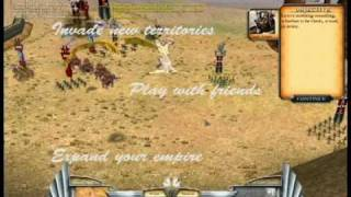 Free Multiplayer Online Strategy Game Saga MMORTS