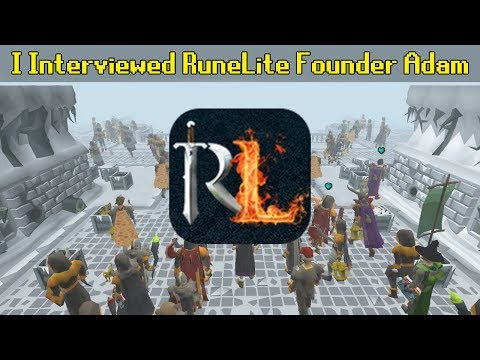 Worrying interview with the founder of Runelite  : 2007scape