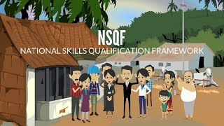 Introductory video on admission in 9th and 11th class for vocational subject(NSQF)