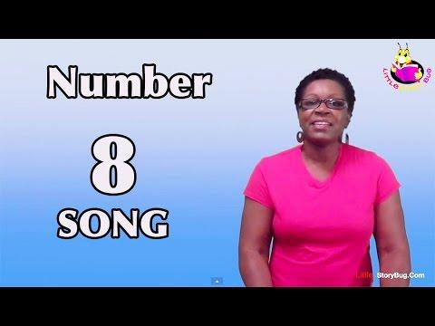 Number 8 Song - Littlestorybug