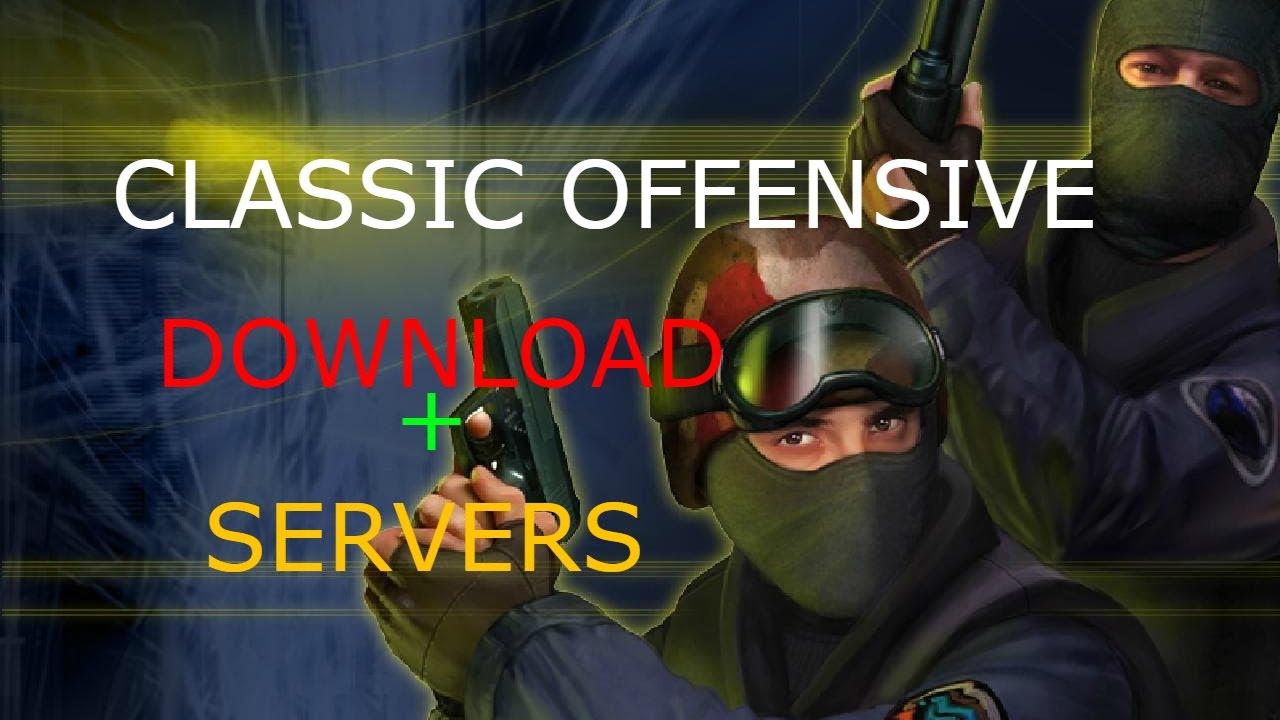 Сервера для cs classic offensive download free counter strike 1 6