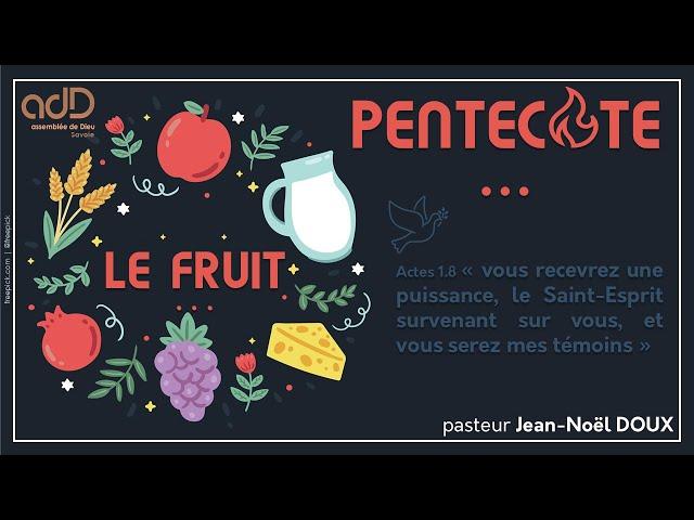 La Pentecôte | JN Doux