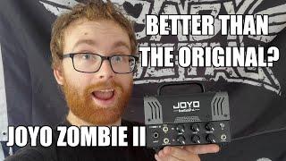 Joyo BanTamP xL ZOMBIE II Demo & Review