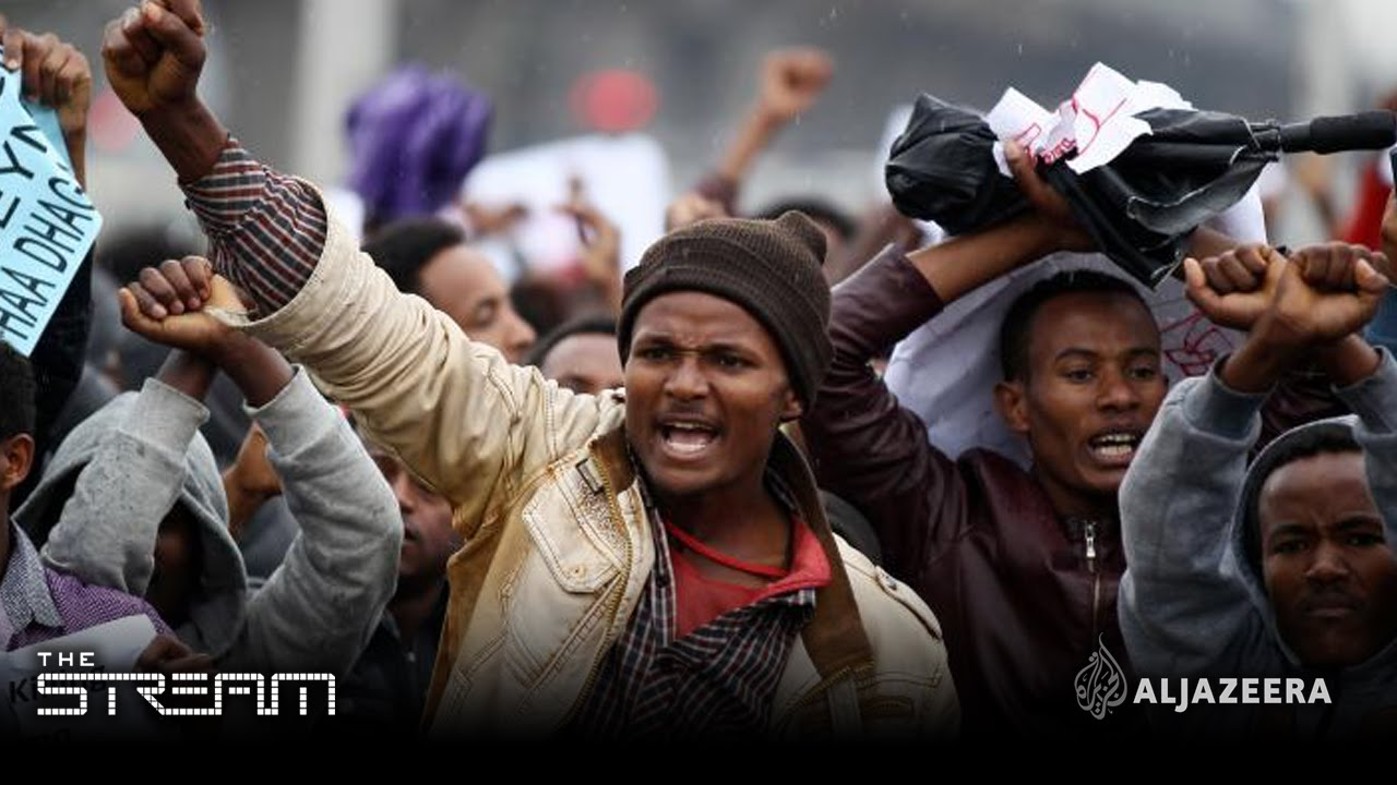 The Stream - ?? Ethiopia's crackdown on protests