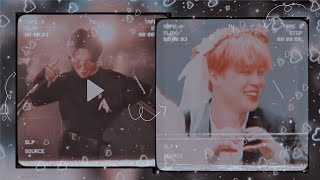 –⸙ how to: viḋeo edit tutorial (kpop ver.) ༈