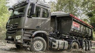 Mercedes Arocs Turbo Retarder Clutch (TRC) and Hydraulic Auxil…
