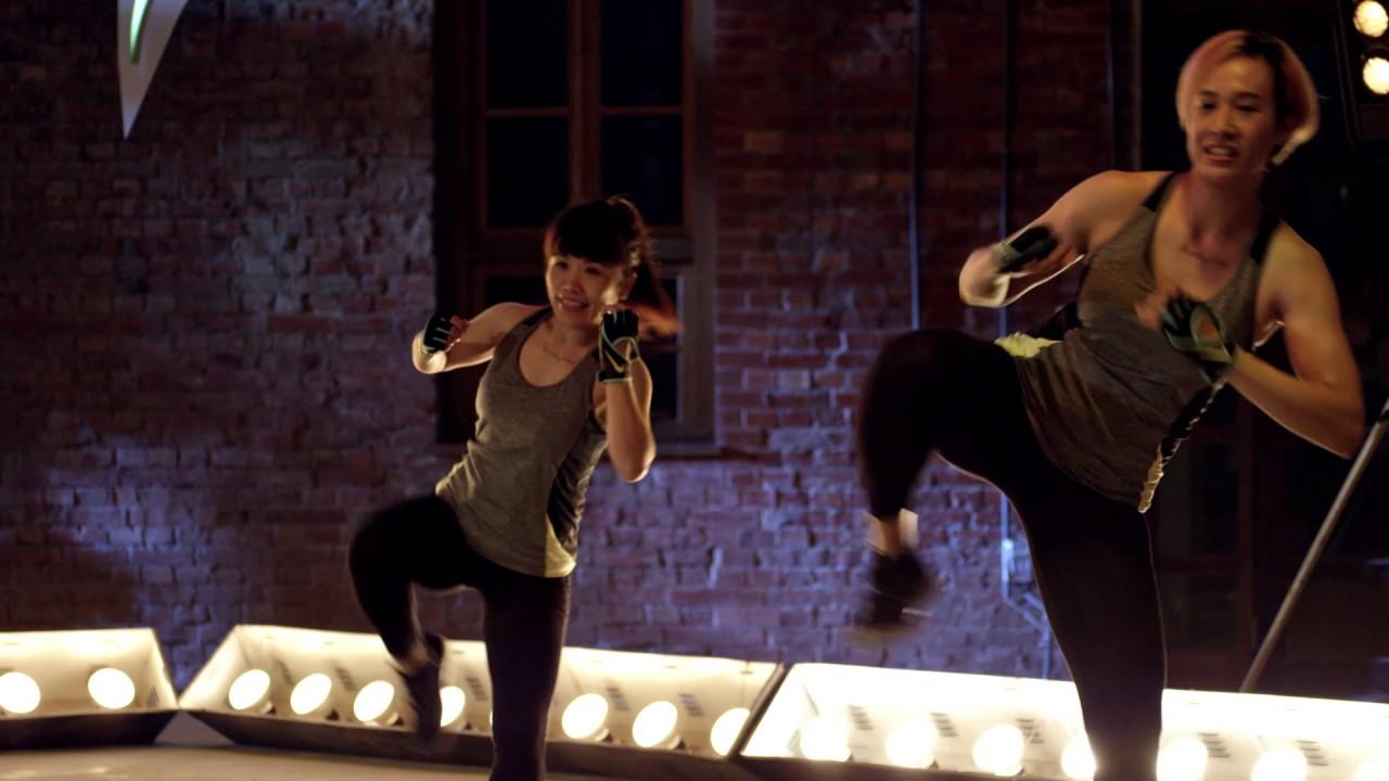 3運動課程第3周 Fight FX 體感綜合技擊