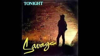 Savage - Tonight Full Album (1984)