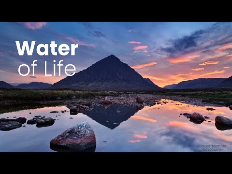 Water of Life: Peaceful Instrumental Hymns  HD