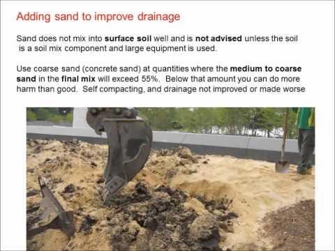 Health Soils part 2: Preservation, Restoration, and Maintenance for Sustainable Landscapes