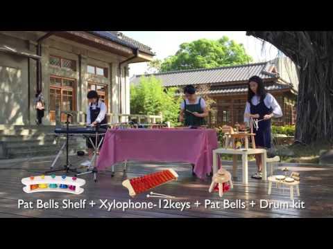 Pat Bells Station- 5 Bells in a Pentatonic Scale