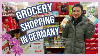 American in Germany: Come Grocery Shopping With Us + Grocery Haul