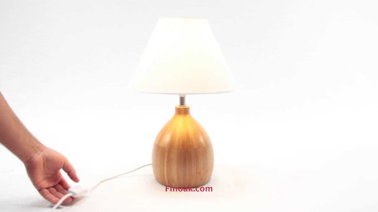 1447 Bamboo Table Lamp