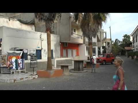 Cape Verde Sal, Santa Maria, Salinas