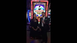 G2E 2017 - Monopoly Hot Shot- Interview with Sr. Game Producer, Jamie Knight