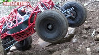 FULL ON ROCK BOUNCER BEAT DOWNS AT ADVENTURE OFFROAD PARK