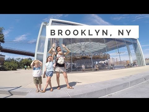 Prospect Park, Dumbo, and all things Brooklyn as a family of five!