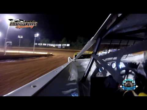 #68 Andy Olge - Sportsman - 5-19-17 Crossville Speedway - In-Car Camera