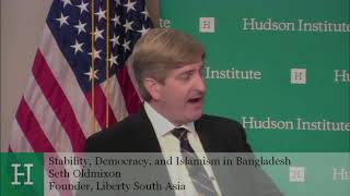 Seth Oldmixon on Jammat e Islami in Bangaldesh & Ahmadis