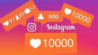 Instagram takipçi ve görüntülenme hilesi (KANITLI)
