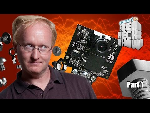 Ben Heck's Auto Tracking Camera Part 1