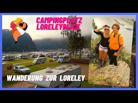 Rhein Campingplatz Loreleyblick,
