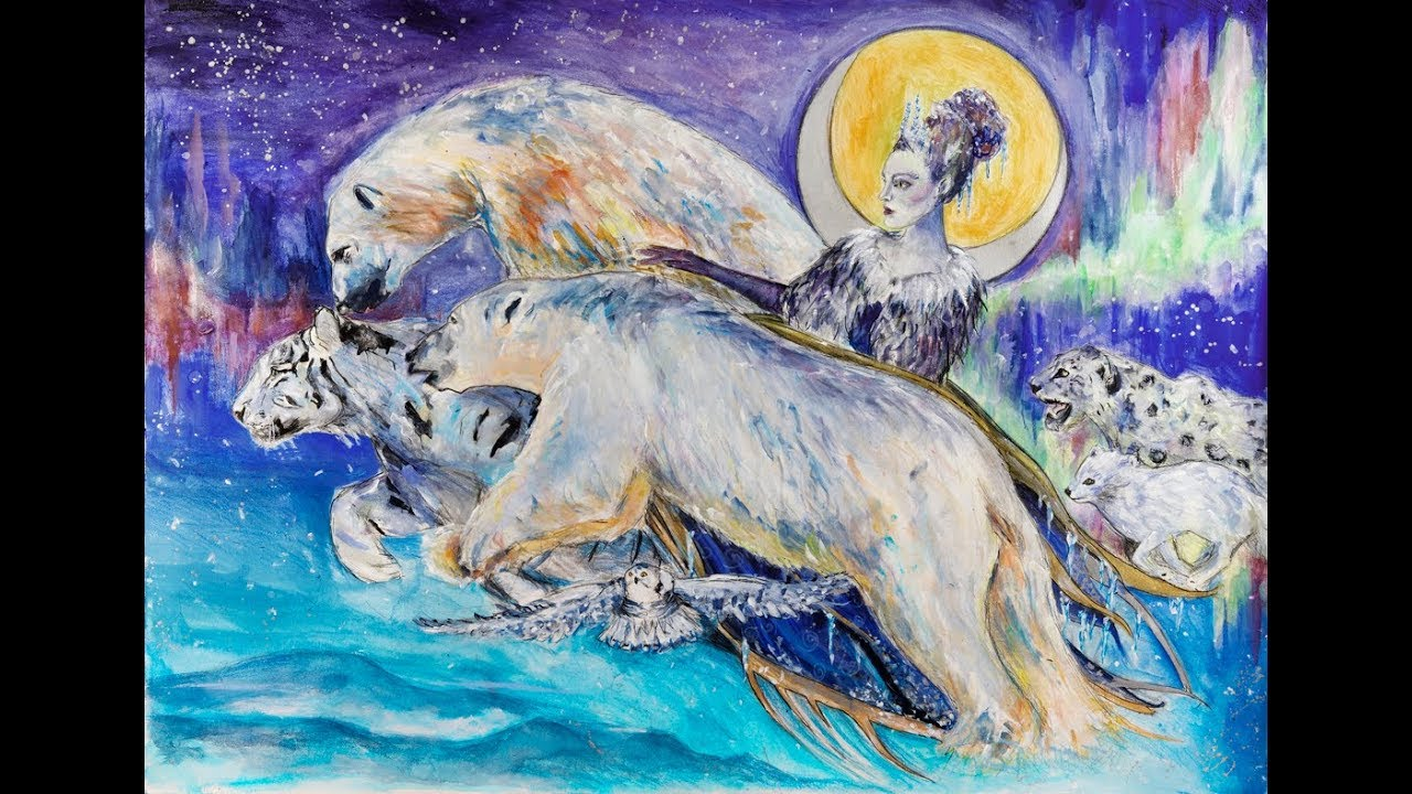 Totem Tuesday The Polar Bear Youtube