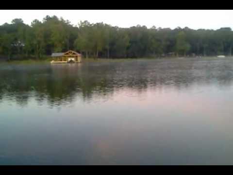 Morning On Lake Hawkins