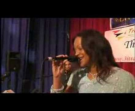 CARIBBEAN GIRL SINGING SINHALA SONG