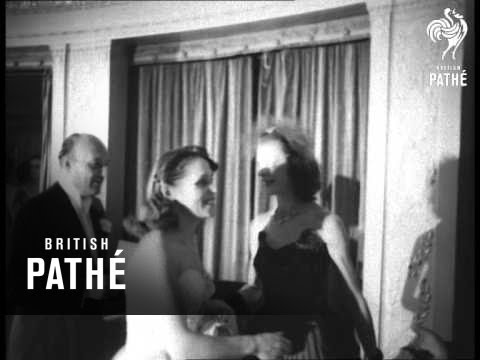 Wedding Of Jane Wolfson (1952)