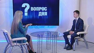 Зачем Хакасии нужен Молодежный парламент: Дмитрий Табаткин - в