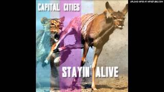 Watch Capital Cities Stayin Alive video