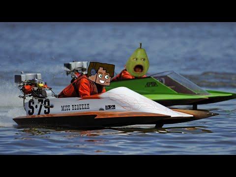 Závodíme na lodích ? [Boats races] w/ Hruška