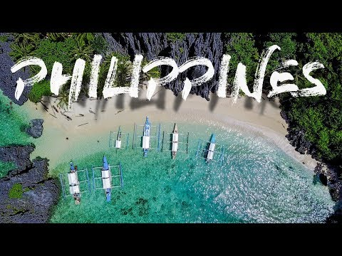 PHILIPPINES TRAVEL (GoPro + Mavic Pro) 2018