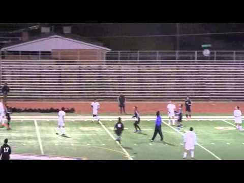 02-27-15 El Paso HIgh v Burges High Soccer GAME Highlights