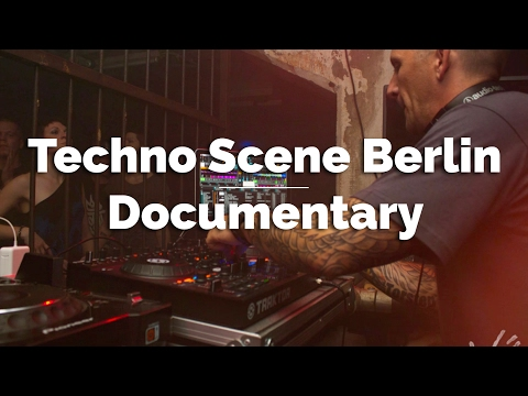 Techno Scene Berlin (Documentary)