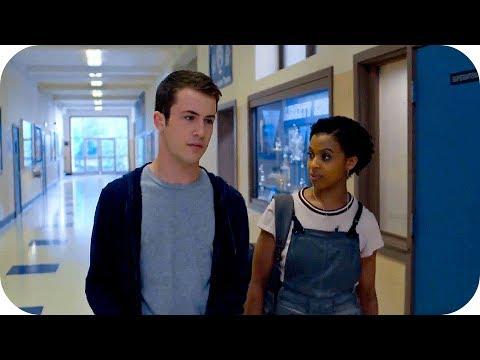 Клэй проводит экскурсию по школе Ани Ачоле. 13 причин почему 3 сезон 1 серия