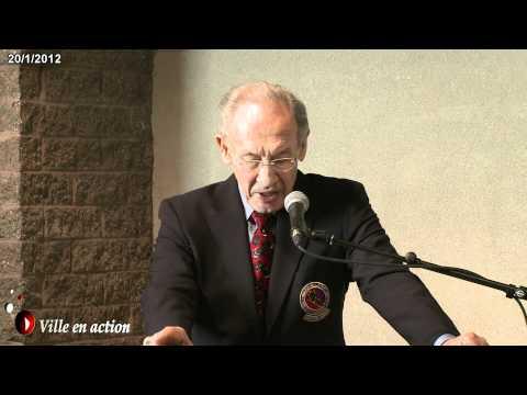Saguenay rend hommage au joueur de hockey Pierre Pilote