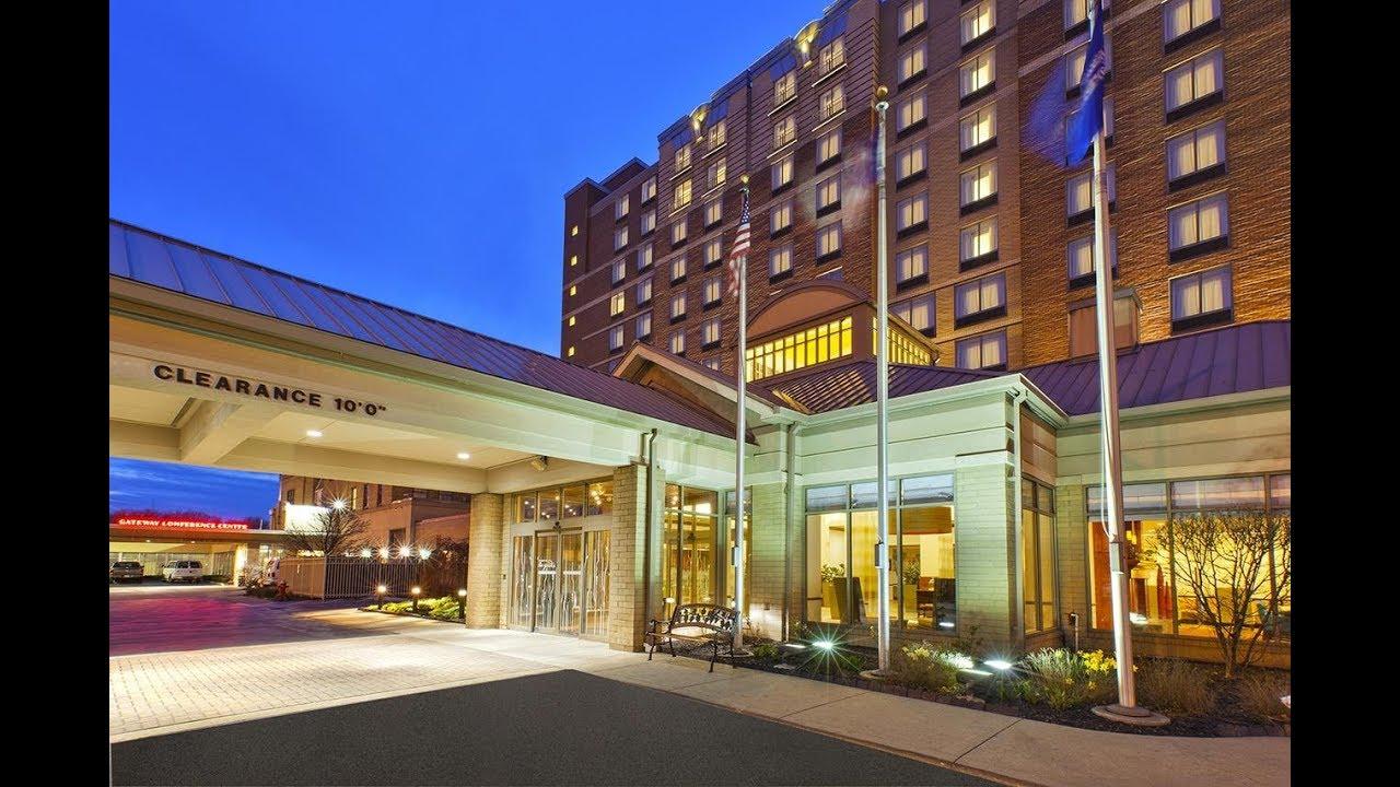 Hampton Inn Cleveland-Downtown - Cleveland Hotels, OHIO - YouTube