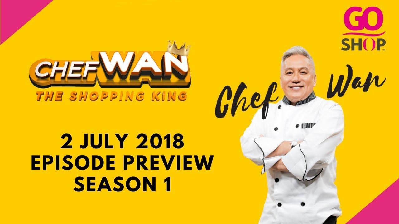 Chef Wan - The Shopping King - Episode Preview Season 1 ...