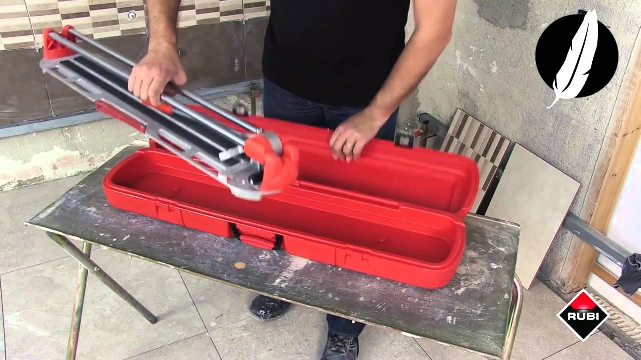 rubi manual star tile cutter