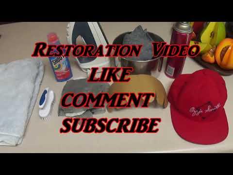 BEST SNAPBACK RESTORATION VIDEO ON YOUTUBE