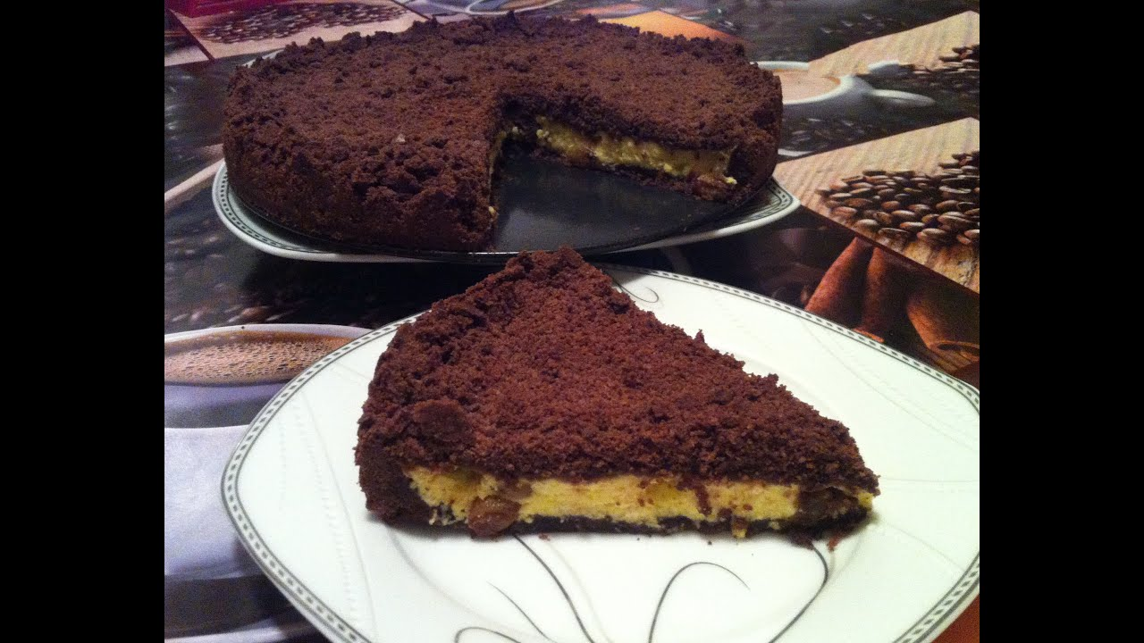 Торт с жидким шоколадом внутри рецепт пошагово 47