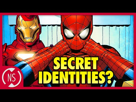 Do Superheroes Need SECRET IDENTITIES? || Comic Misconceptions || NerdSync