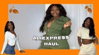 ALIEXPRESS HAUL | FALL EDITION ????