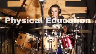 Animals As Leaders - Physical Education - Drum Cover By Katri Drums