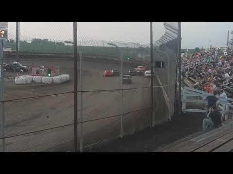 Hornet Heat 1 Part 2 Macon Speedway