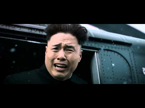 Kim jong-un dies!! (The interview) HD